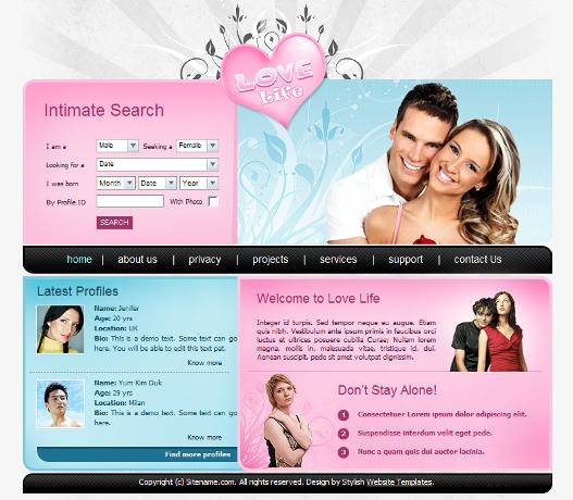 скачать скрипты сайта знакомств бесплатно